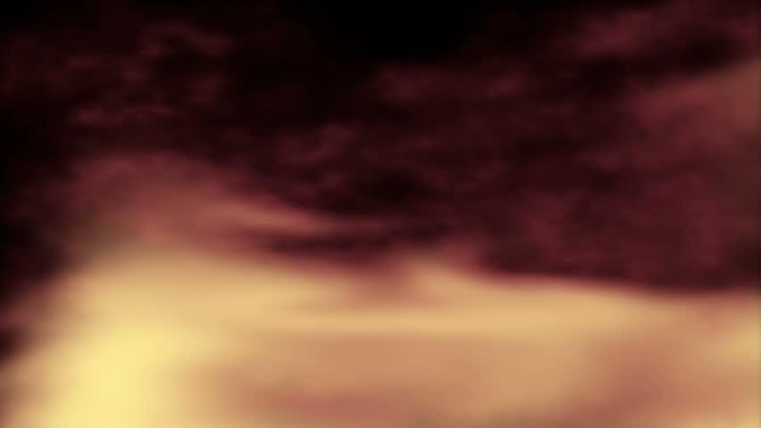 Smoke FX1012: Smokey fog swirls and flows (Loop).