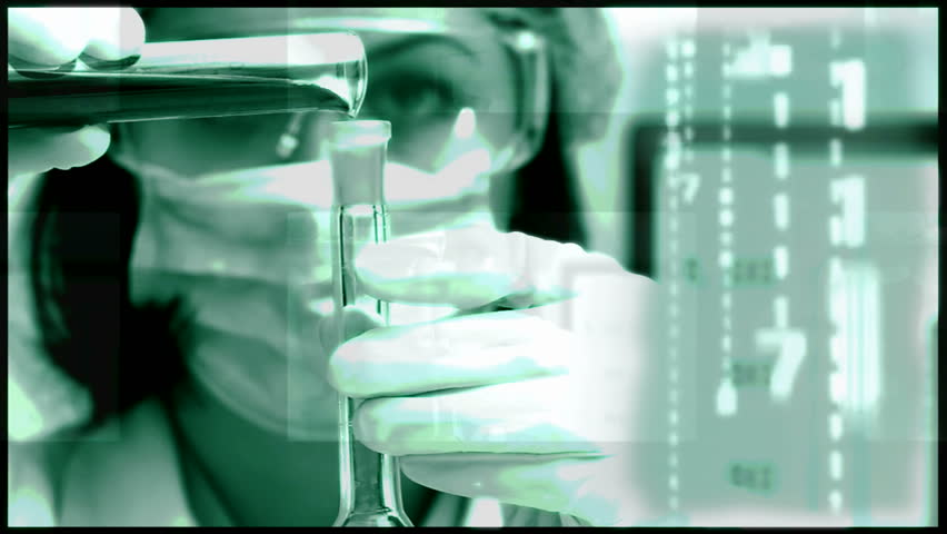 Laboratory Glass Stock Footage Video 1581724 - Shutterstock